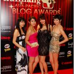 Nuffnang Asia-Pacific Blog Awards | Pan Pacific Singapore