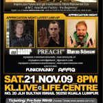 Party with International DJs in the MC Asia Music Factory 'The Beginning' Appreciation Party!