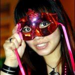 Valentine's Day Mardi Gras (New Orleans) dinner extravaganza at Eccucino & Enju Japanese Restaurant Prince Hotel