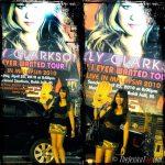 Kelly Clarkson 'All I Ever Wanted' concert tour live in Stadium Bukit Jalil Kuala Lumpur, Malaysia! Photos & video!