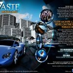 Party in style at 7aste : casinos & luxury at its Monte Carlo themed event @ Ecobar