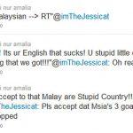My FIRST Twitter war- #malaysiacheatlaser | Malaysia vs. Indonesia @ AFF Suzuki Cup football match
