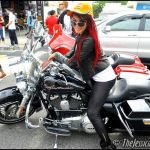 Riding the wicked Harley Davidson superbikes on the road | A day out : Avengers with Harley experience!