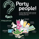All the mystery & heading up north to Carlsberg 's 'Where's The Party?'