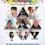 GLOBAL SOUND SYSTEM : Music Conference ASIA's official rave party & dance music festival | 27th April 2013 @ Sepang International Circuit, Malaysia