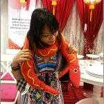 Flashback: Celebrating Chinese New Year 2013. Hiss hiss. My zodiac year of the snake!