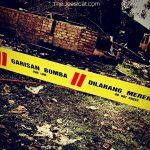BAYAN BARU, PENANG: FIRE SETS SUNGAI NIBONG TENGAH SQUATTER VILLAGE ABLAZE
