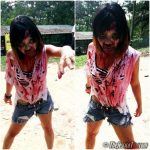 The horror of being a zombie at Zombie Run Malaysia 2013 @ Bukit Utama! Ready for Zombie Run Malaysia 2014 @ Putrajaya?