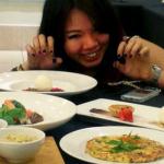 Healthy dining at Kuala Lumpur Golf & Country Club (KLGCC)!