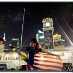 57 years of independence. Selamat Hari Merdeka 2014, to my beautiful homeland Malaysia!