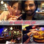 Hola! Birthday Dinner Date with Him at Estilo | Spanish Tapas Bar & Charcoal Grill, Publika KL