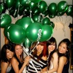 Carlsberg FHM Girl Next Door Private Party! I went bonkers with helium gas