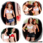 Wacoal-Sensuala Calendar Girl Launch Party @ Mist, Bangsar. Hot chicks & eye candy galore!