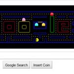 Happy 30th Anniversary to Pacman! Play Pacman on Google.com now & hit 'insert coin' for a 2 player game too