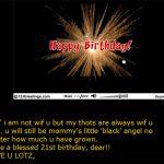 """My 21st birthday """"rockstar"""" bash in Twenty One Bar, Bangsar!"""