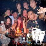 My belated 21st Birthday Bash in MOIS Penang, No. 1 Upper Penang Road with the homies!