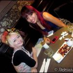 A Hello and Goodbye date at Koko Black @ Royal Arcade and Pancake Parlour @ Melbourne Central
