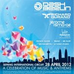 A celebration of music & anthems! M.C Asia featuring Dash Berlin, Richard Durand & more at Sepang International Circuit on 28th April 2012!