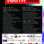 Calling all youths of our nation! Be part of the youth empowering YOUTH JAM 2012 all set to rock Penang, Ipoh & Kuala Lumpur