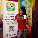 WeChatime? That's another reason to drink an extra cup! Chatime Malaysia x WeChat Malaysia
