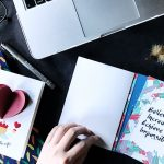Sending handwritten postcards at Relive the Print! by The Inkredibles | The Techy Hub